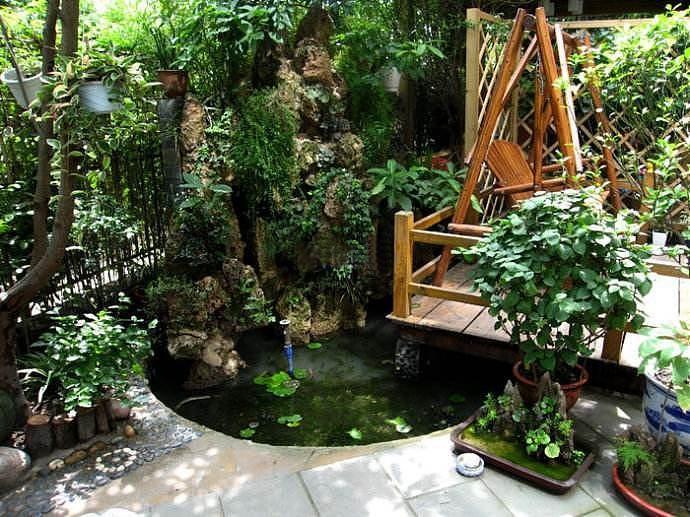 一,别墅鱼池的深度宜忌楼梯室内方位别墅图片